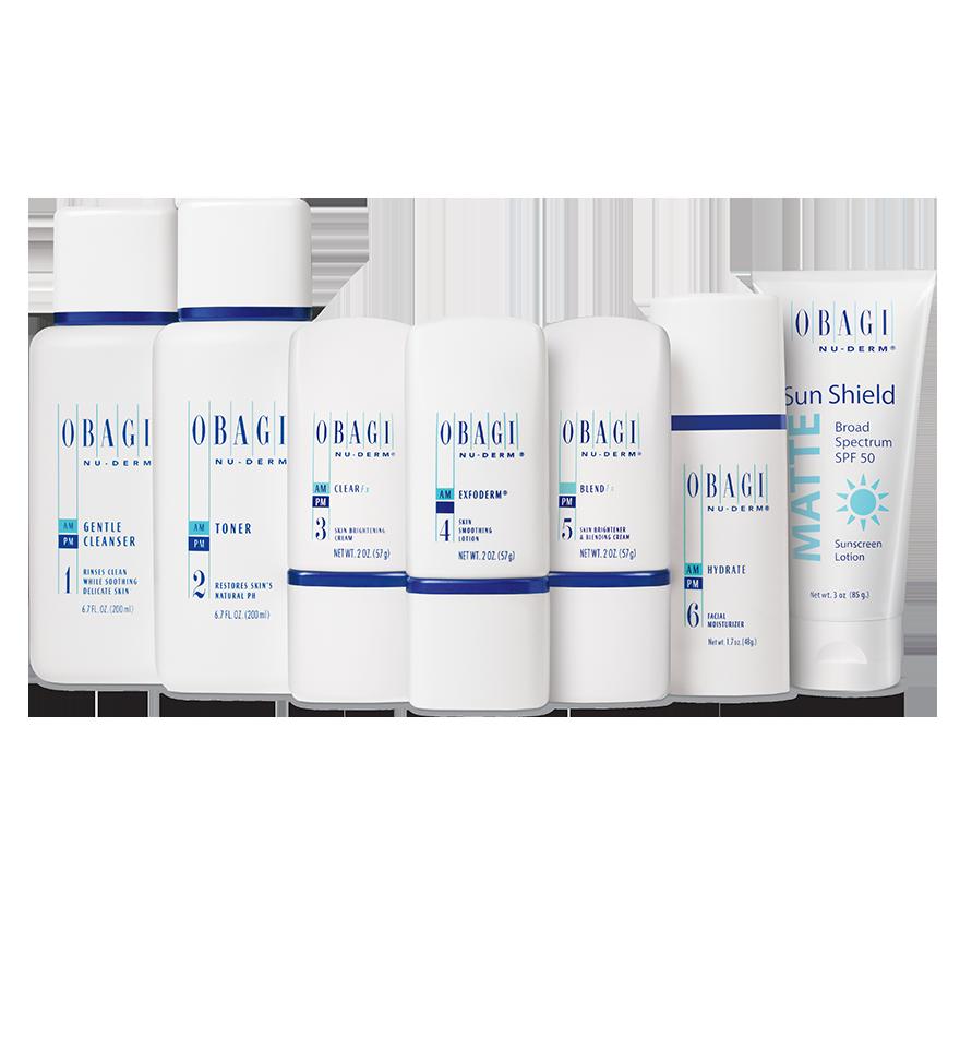 Obagi Nu-Derm Fx® System - Normal to Dry