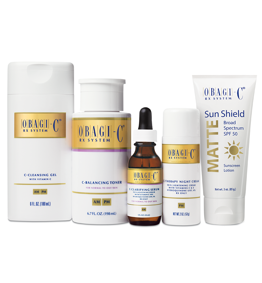 Obagi-C® Rx System - Normal to Oily