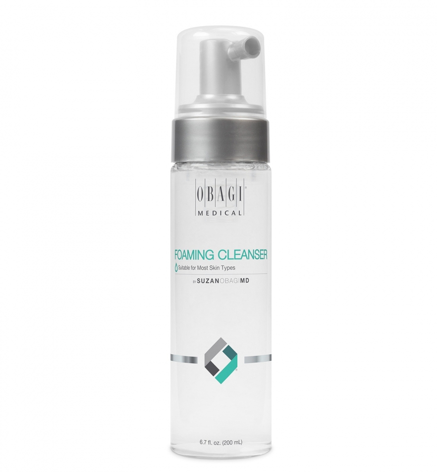 SUZANOBAGIMD™ Foaming Cleanser