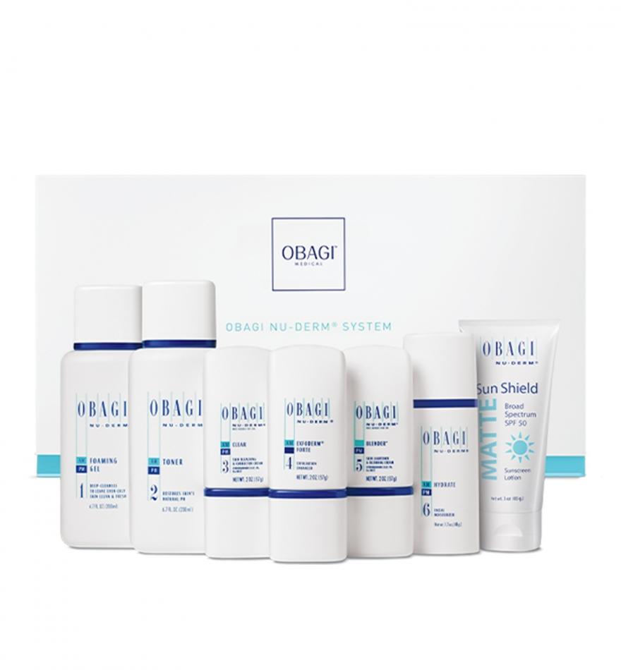 Obagi Nu-Derm® System - Normal to Oily
