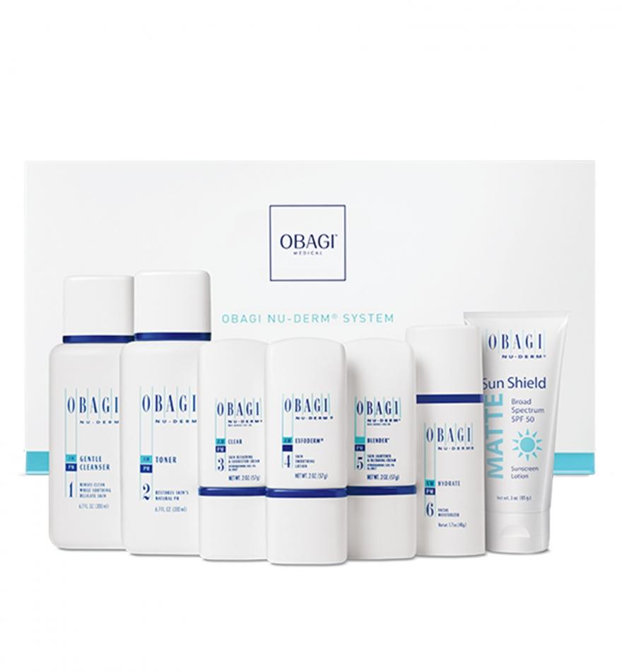 Obagi Nu-Derm® System - Normal to Dry