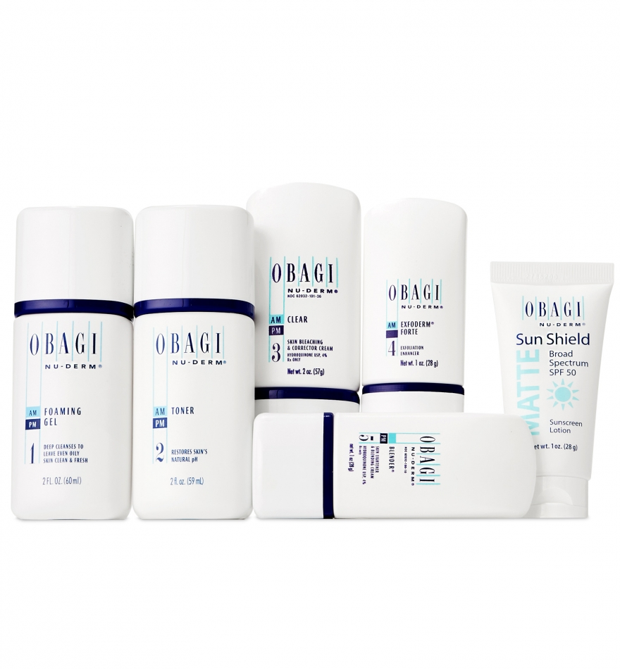 Obagi Nu-Derm® Trial Kit - Normal to Oily