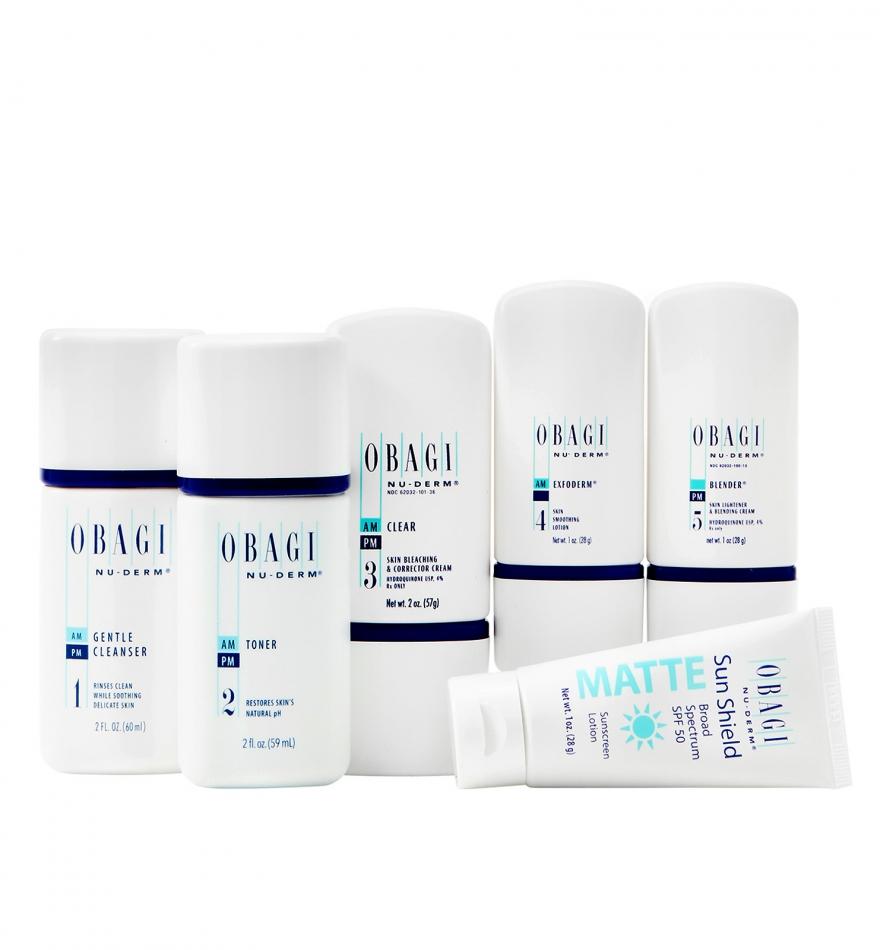Obagi Nu-Derm® Trial Kit - Normal to Dry