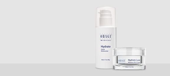 Hydrate® Facial Moisturizers
