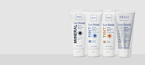 Sun Shield™ Broad Spectrum Sunscreens